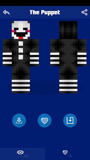 Skins for Minecraft PE - FNAF