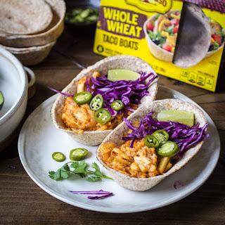 Vegan Carnitas Tacos.