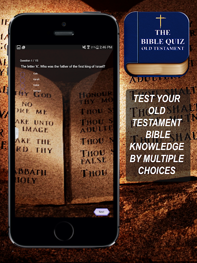 Bible Quiz- Old Testament