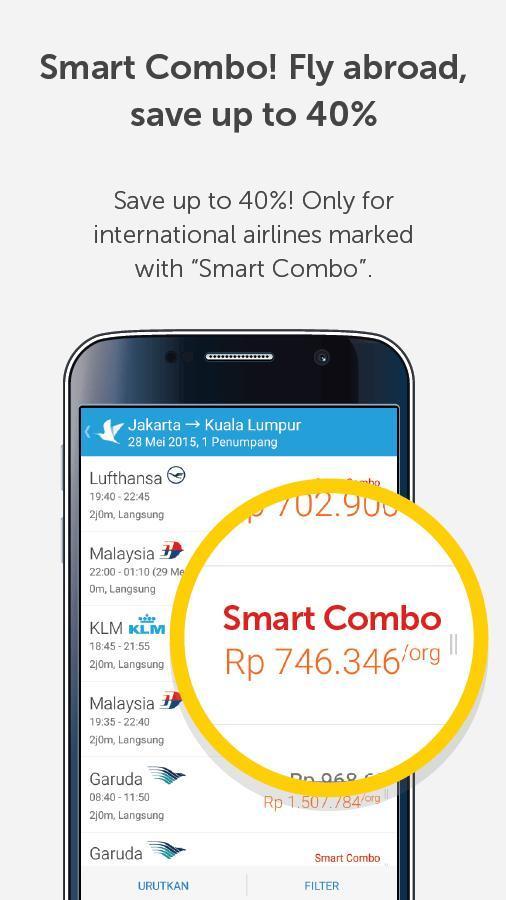 Traveloka - Flight & Hotel - Android Apps on Google Play