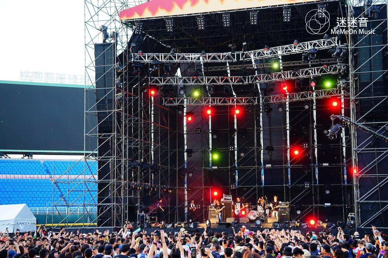 【迷迷現場】 2019 火球祭  NAMBA69 狂熱拉開超巨大死亡之牆!