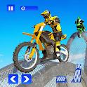 Real Bike Stunts - New Bike Race Game icon