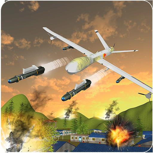 DRONE ATTACK SECRET MISSION