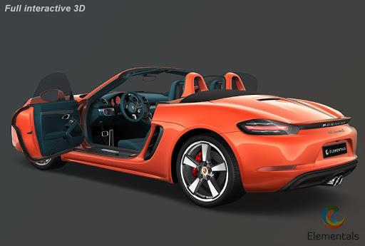 Car 3D Configurator  screenshots 1