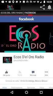 ECOS DEL ORO RADIO - náhled