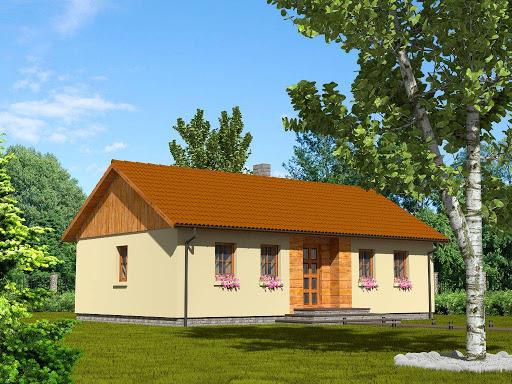 projekt Domek Miodowy 003 ET