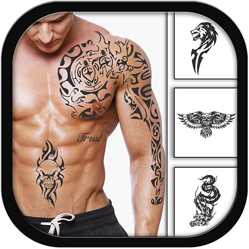 Tattoo Design Maker Man Woman