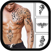 Tattoo Design Maker Man Woman icon