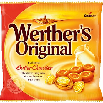 Storck Werther's Original Cream Candies - 135g