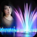 Fountain photo frame costume montage editor icon