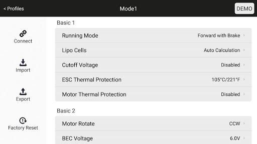 HW Link 1.4.0.0 screenshots 5
