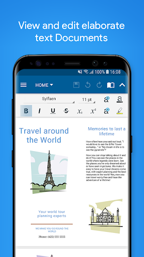 OfficeSuite - Free Office, PDF, Word,Sheets,Slides 10.4.18630 gameplay | AndroidFC 1