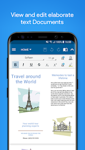 OfficeSuite – Office, PDF, Word Sheets Slides Note v10.3.17677 [Premium Mod] APK 1