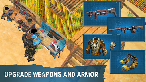 Survivalist: invasion apktram screenshots 14