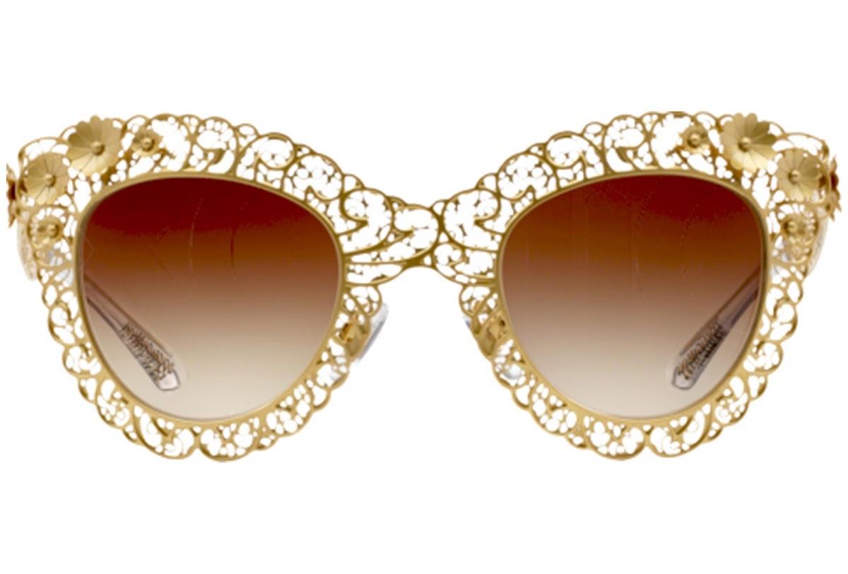 in uso durevole dettagli per stile distintivo Acquistare Occhiali da sole Dolce e Gabbana Filigrana DG2134 ...