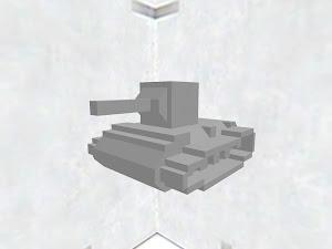 下手くそが作ったKV-2