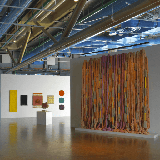 Lignes de vie Centre Pompidou