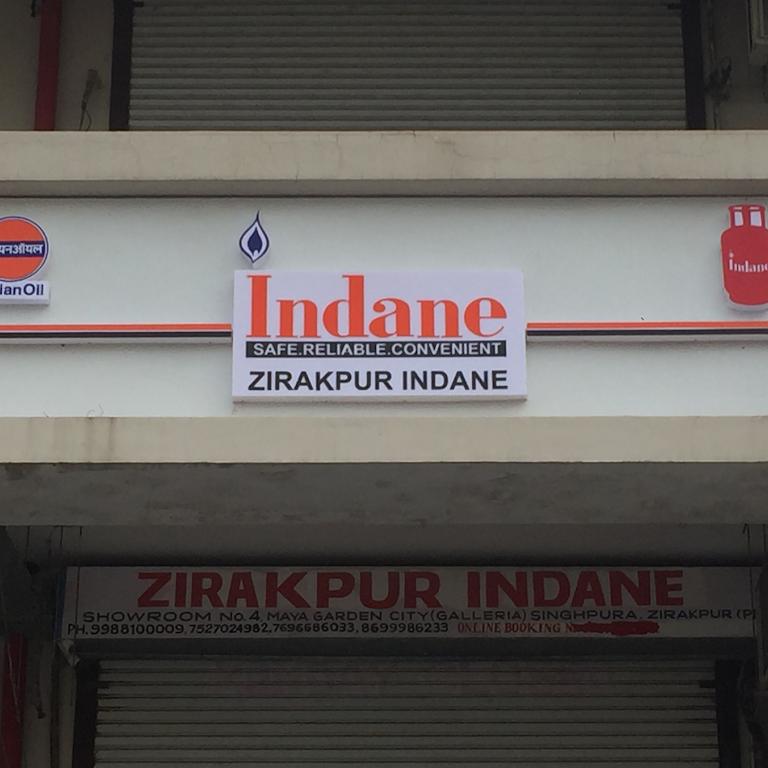 Zirakpur Indane - Gas Cylinders Supplier in Zirakpur