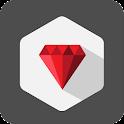 Ruby Live Wallpaper icon