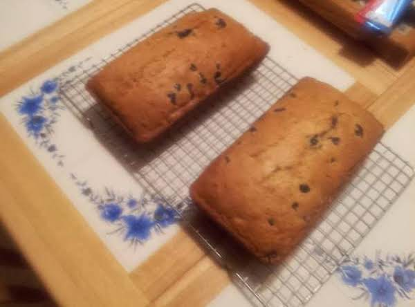 Blueberry Pineapple Bread
