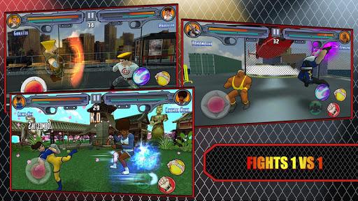 Foto do Mortal Street Fighter Club 2019 - Jogo de luta