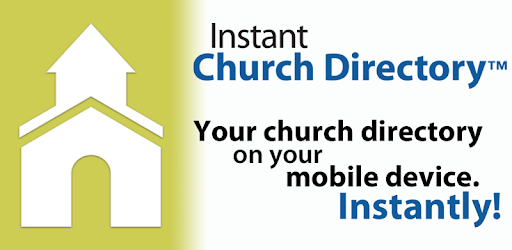 Instant Church Directory members can use this free app to view their directory.