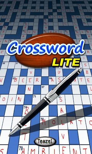 Crossword Lite  screenshots hack proof 1