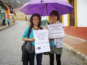 Photo: 4.16.15 Desde Chorro de Quevedo, Bogotá, Colombia