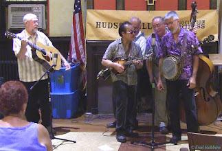 Photo: Bob Shuey, Rick Marcero, Ken Shafranko, Bob Knorr, Mark Doncheski  Fred Robbins, Photographer