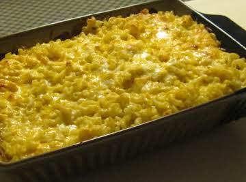 5 Cheese Macaroni
