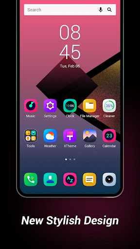 XOS Launcher(2020)- Customized,Cool,Stylish 4.0.28 screenshots 1