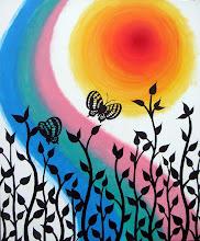 Photo: spring / canvasF20, acryl, 2006