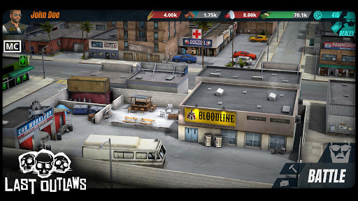 Last Outlaws: The Outlaw Biker Strategy Game 1.0.10 screenshots 2