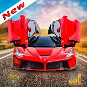 Super Car Traffic Racing Game 3D