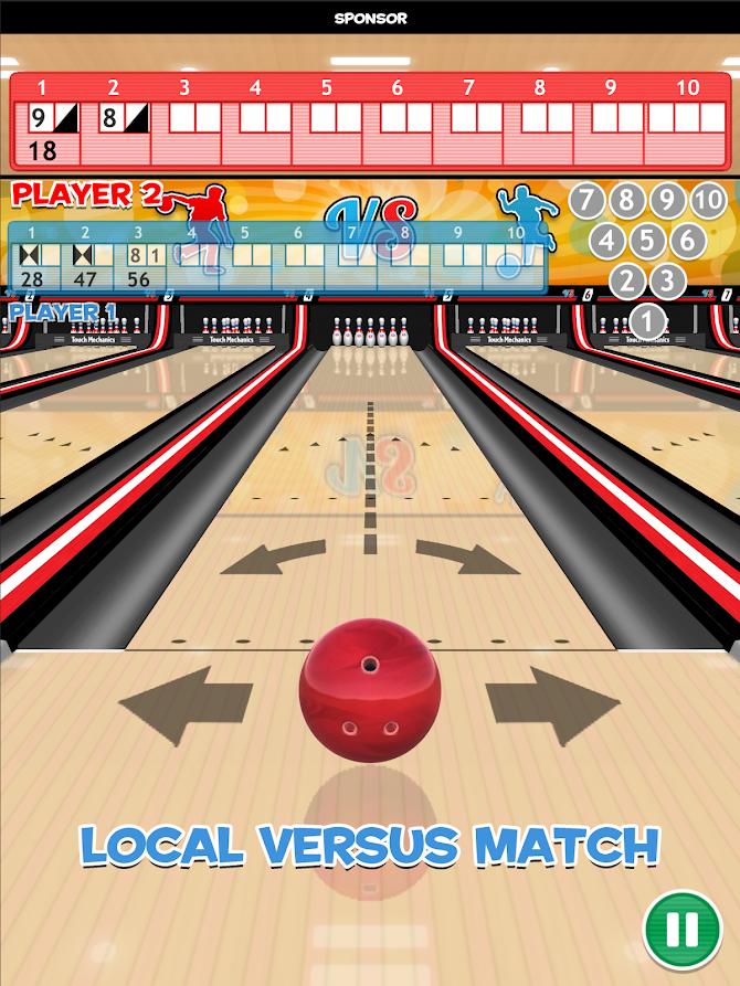 Strike! Ten Pin Bowling Android 12
