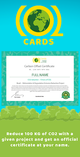 CO2 Cards - Play & reduce real-life CO2 emissions! apktram screenshots 5