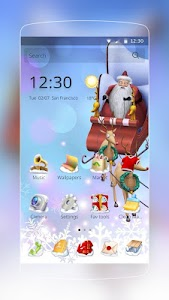 Christmas Santa screenshot 0