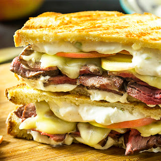 Roast Beef Cheddar Panini Recipes