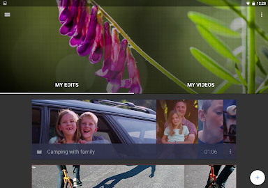 WeVideo Video Editor Screenshot 1