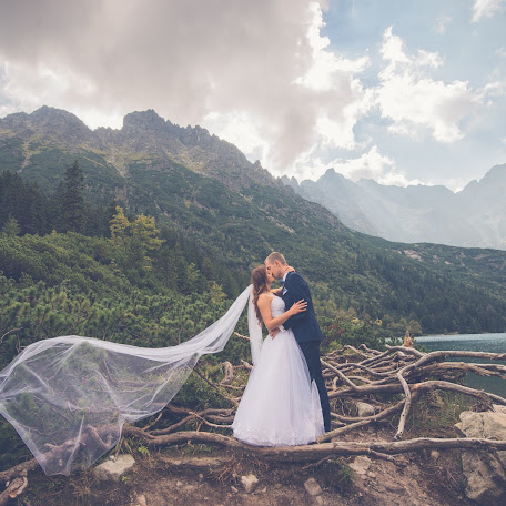 Wedding photographer Michał Szrajber (MichalSzrajber). Photo of 04.11.2016