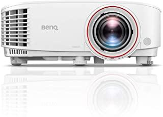 BenQ TH671ST 1080p Short Throw Projector | 3000 Lumens for Lights On Entertainment | 92% Rec. 709 for Accurate Colors