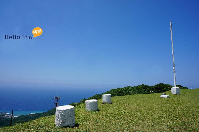 蘭嶼景點,蘭嶼氣象觀測站-9