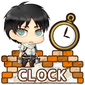 Attack on titan-Clock Free