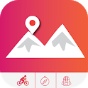 Outdoor GPS Navigation - Hiking GPS icon