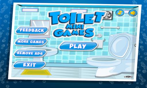 Toilet mini games time pass apk by digital toys
