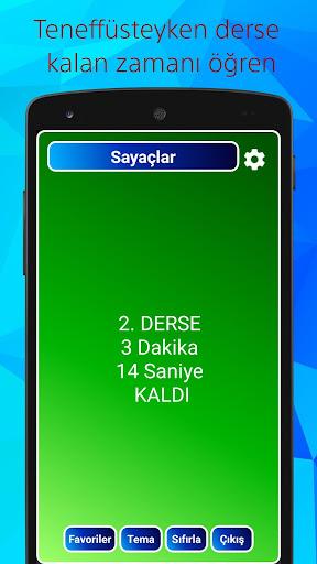 Okul Sayacı Geri Sayım screenshot