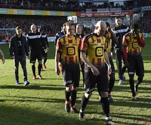 """Spelers KV Mechelen in zak en as en met vragen na monsterzege van Eupen: """"Eupen is Club Brugge niet"""""""