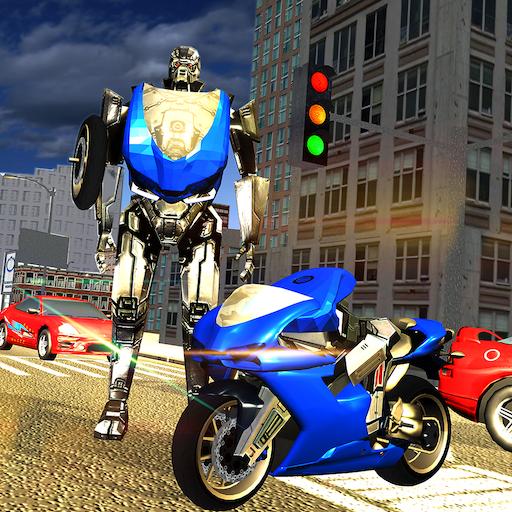 模擬App|ロボットバイクライダー LOGO-3C達人阿輝的APP