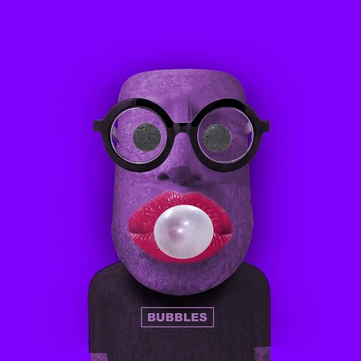Axi Bubbles #8