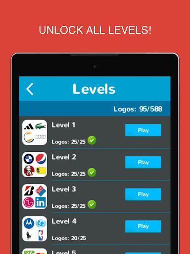 Logo Quiz Guess The Brand: New Logo Game Free 2020 1.5.9 screenshots 15